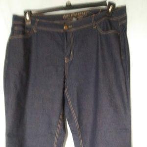 Ashley Stewart Jeans Size 20 W (EUC)